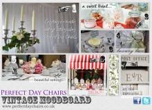 Vintage Wedding Moodboard