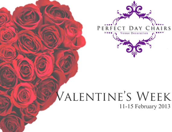 Perfect Day Chair Valentine's Week Promotion